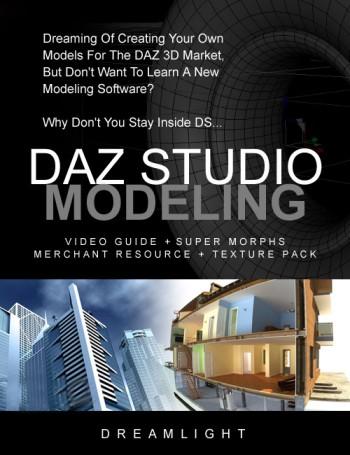 Daz Studio Modeling Tutorials