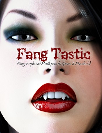 FangTastic for Genesis 2 Female(s)